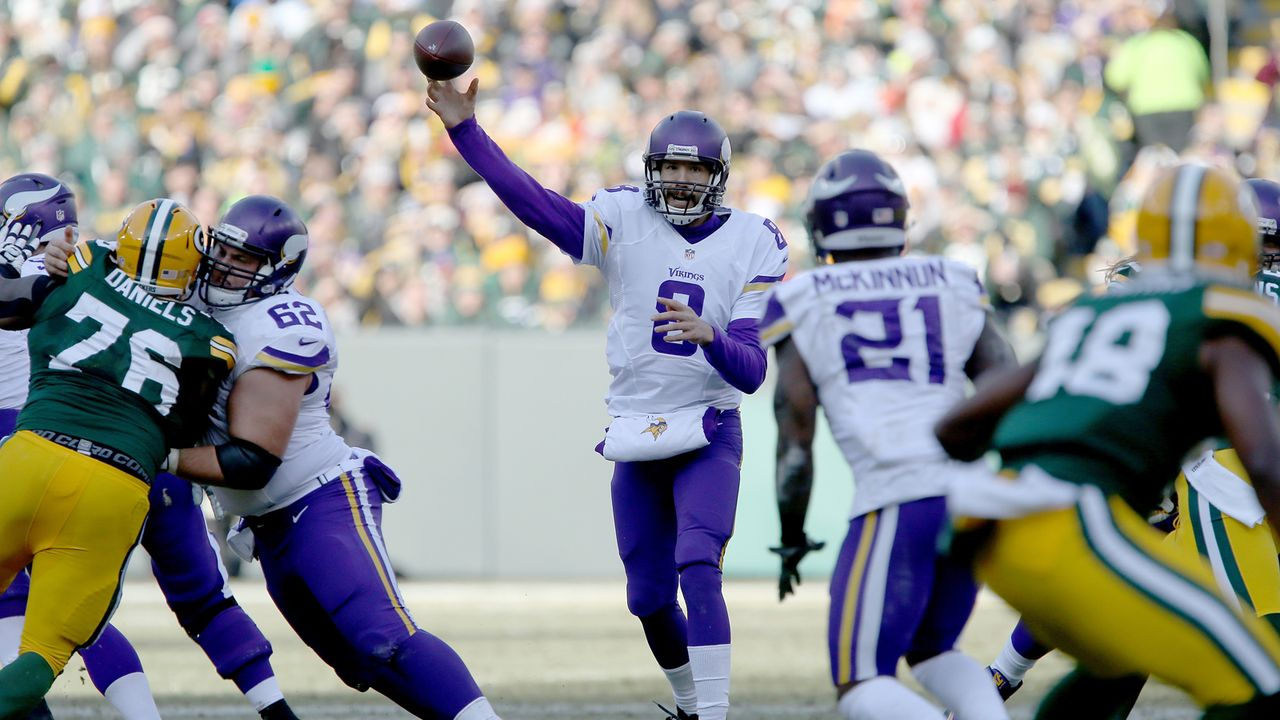 2016: Minnesota Vikings - Bildquelle: 2016 Getty Images