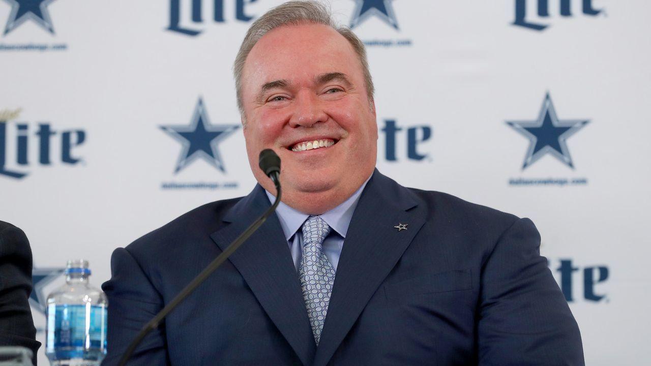 Dallas Cowboys - Bildquelle: 2020 Getty Images
