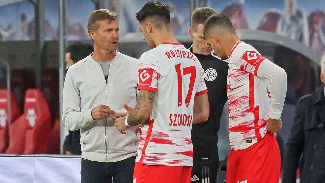 RB Leipzig - Bildquelle: imago images/Eibner