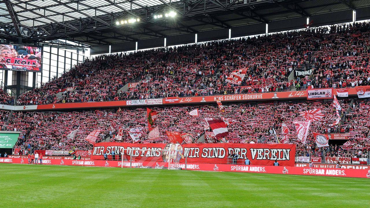 1. FC Köln - Bildquelle: imago images / Jan Huebner