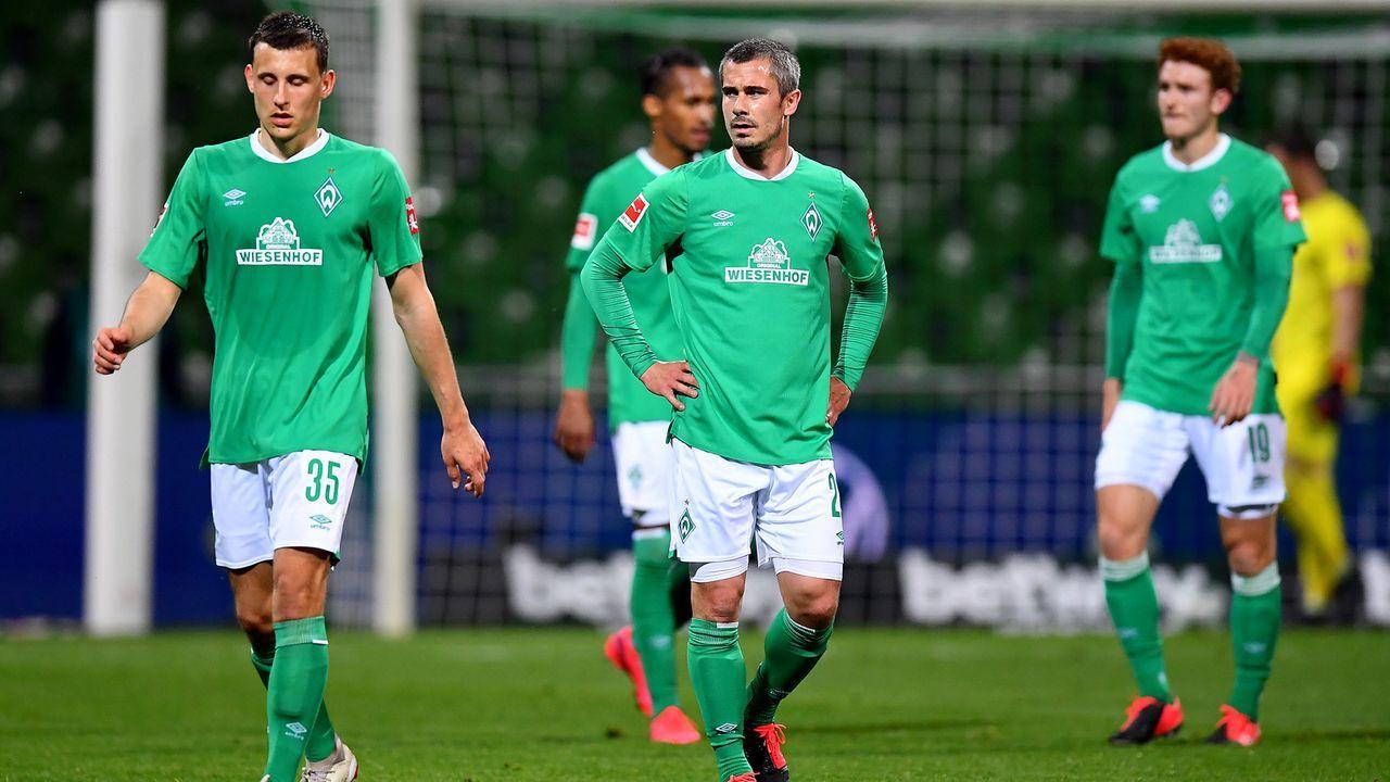 SV Werder Bremen  - Bildquelle: 2020 Getty Images