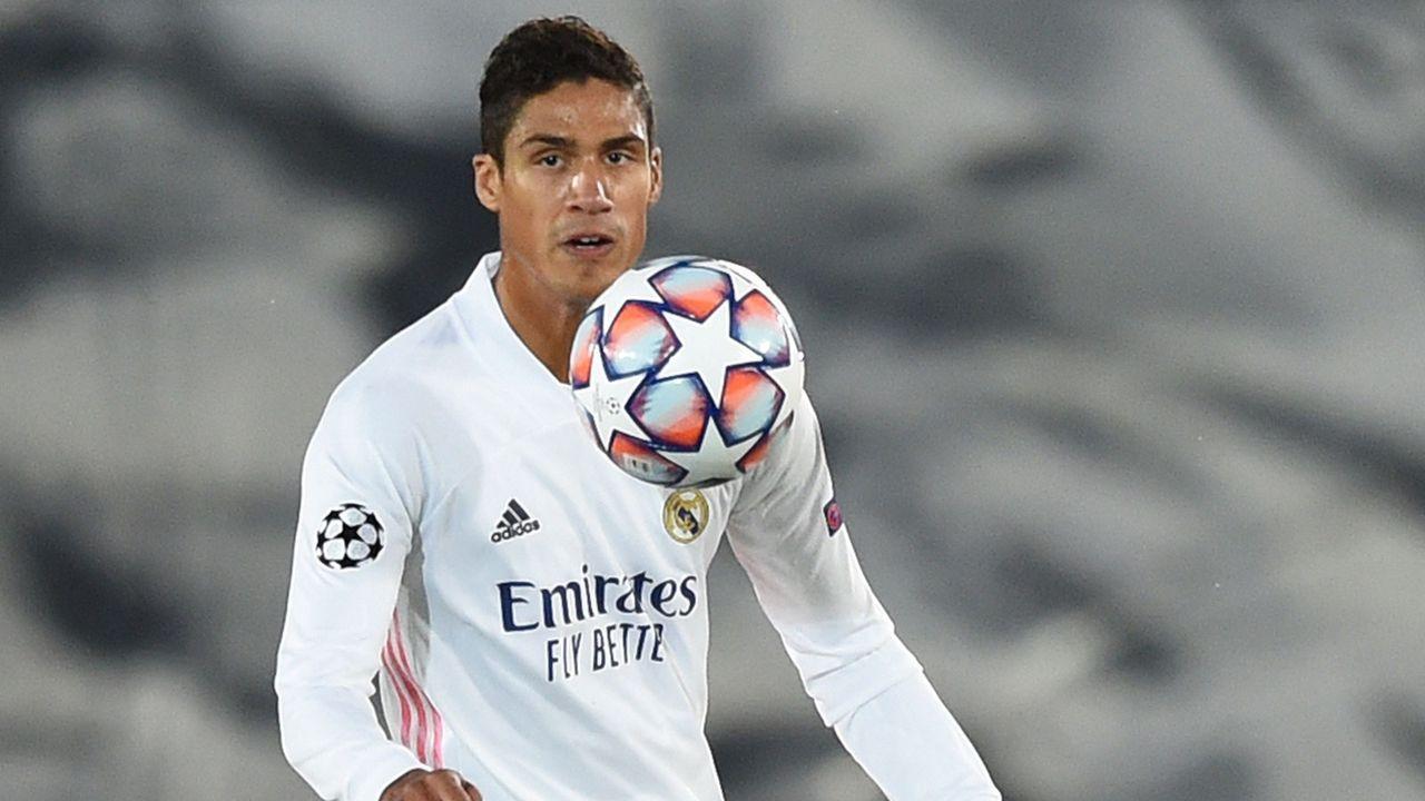 Raphael Varane (Real Madrid) - Bildquelle: Getty Images