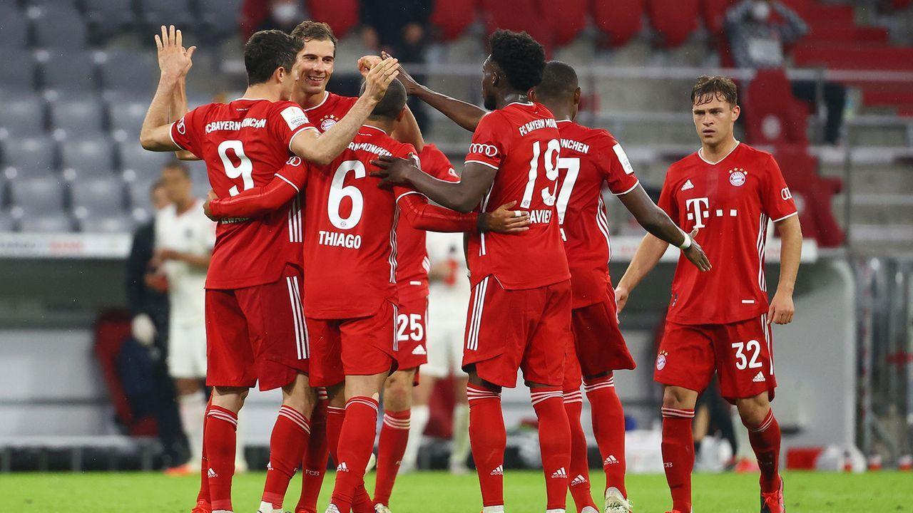 Einzelkritik: FC Bayern München - Eintracht Frankfurt