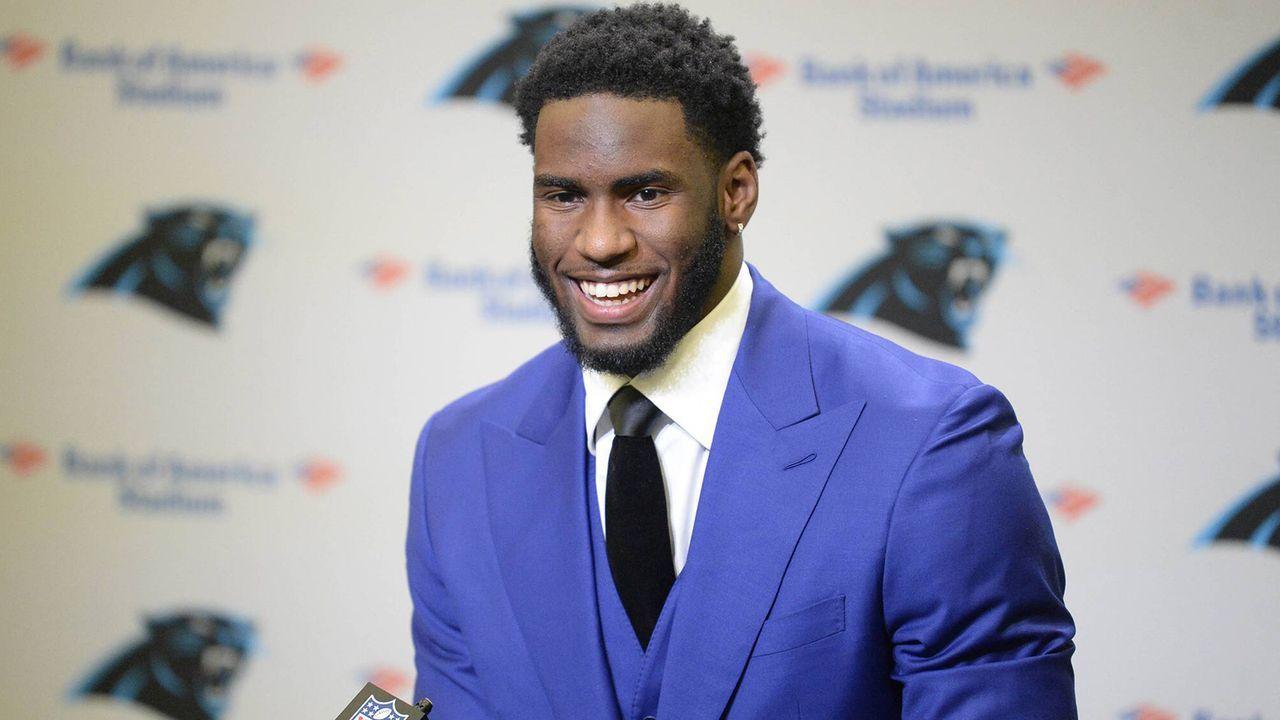 Brian Burns (Defensive End, Carolina Panthers) - Bildquelle: imago images / ZUMA Press