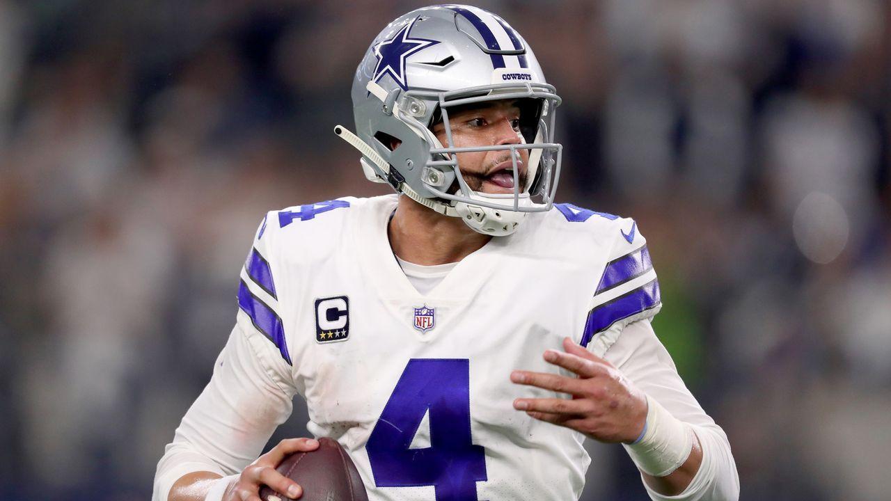 Platz 30 - Dallas Cowboys - Bildquelle: 2019 Getty Images