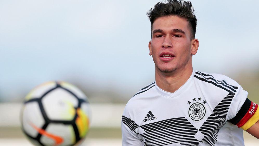 Gehört zu den Stützen in der U17-Nationalmannschaft:Mehmet Can Aydin vom FC... - Bildquelle: Getty
