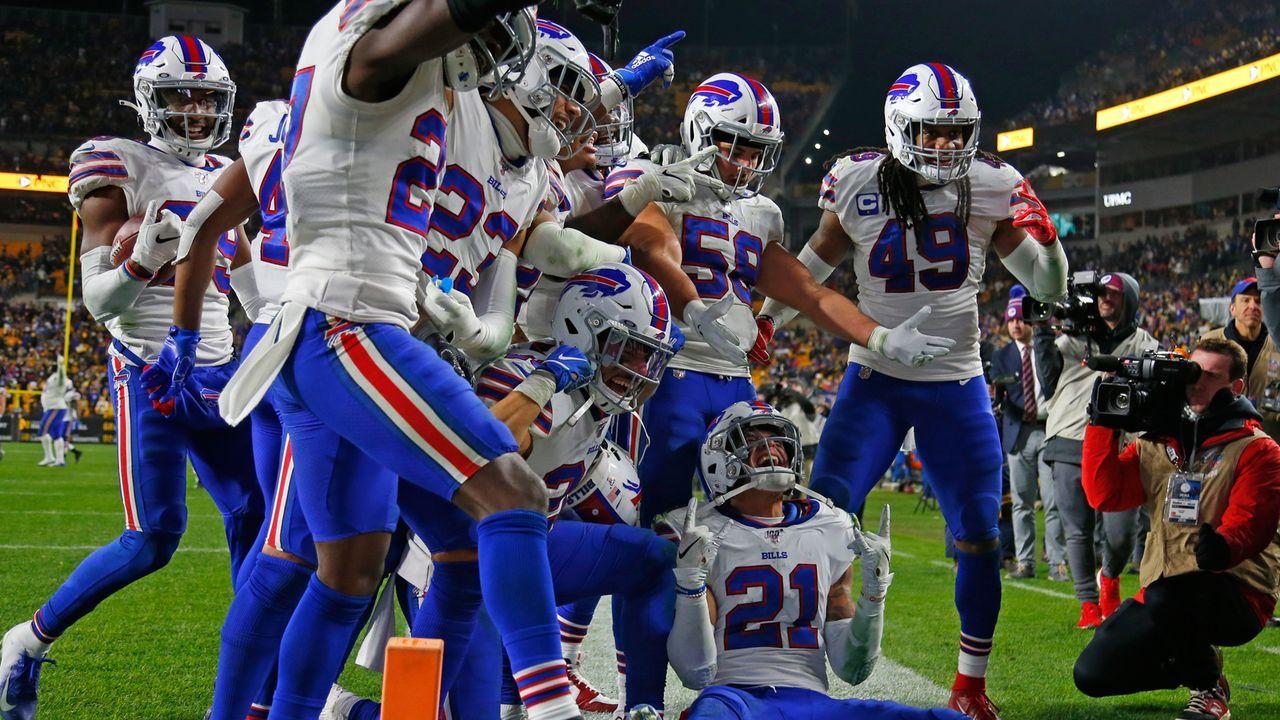 Platz 28: Buffalo Bills - Bildquelle: Getty Images