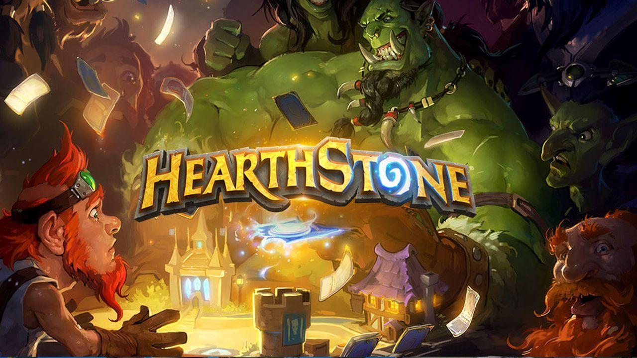Hearthstone - Platz 7 - Bildquelle: Blizzard
