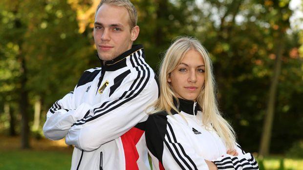Jana und Noah Bitsch - Bildquelle: imago/Karina Hessland