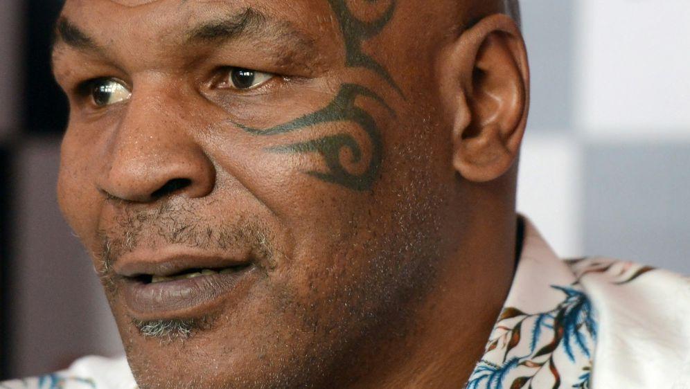 Leben von Mike Tyson wird verfilmt - Bildquelle: AFPSIDPUNIT PARANJPE