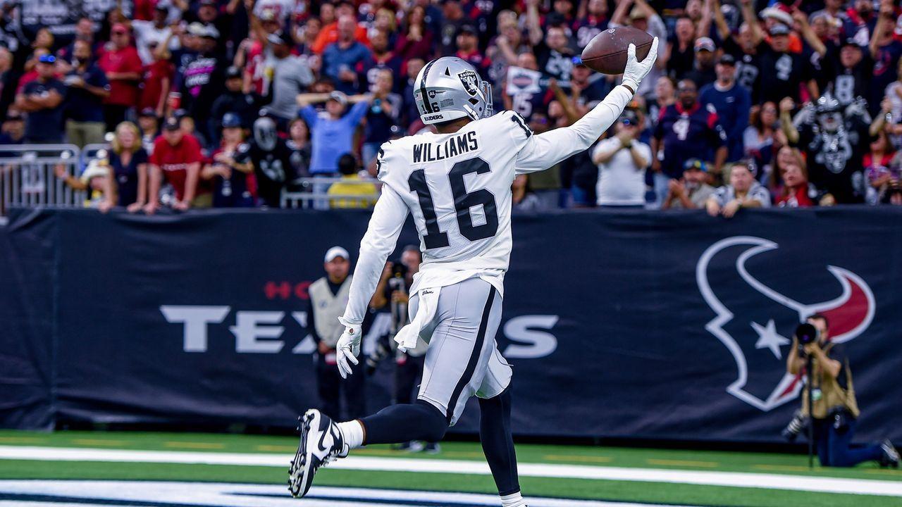 Tyrell Williams (Las Vegas Raiders) - Bildquelle: Imago