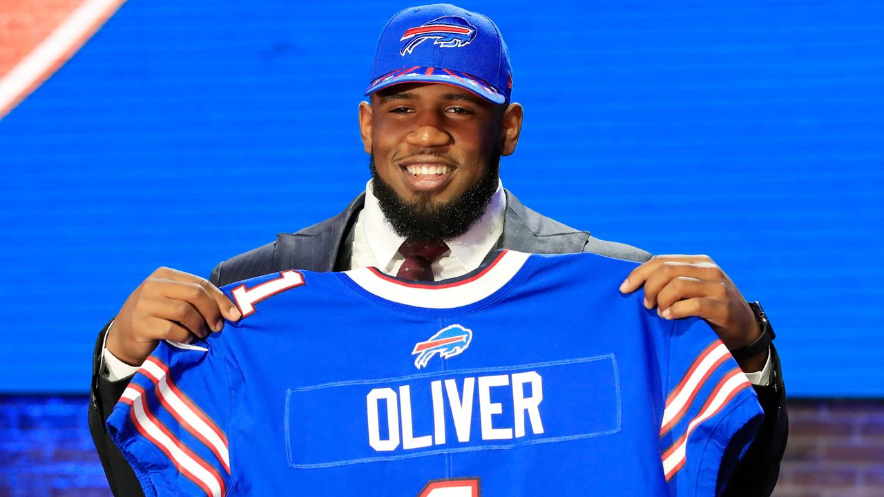 Draft Pick 9: Buffalo Bills - Bildquelle: Getty