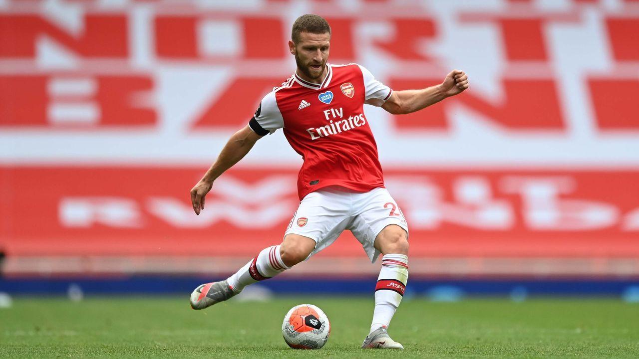 Shkodran Mustafi (FC Arsenal)  - Bildquelle: getty