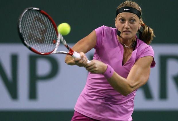 Petra Kvitova (Weltrangliste: Nr. 6) - Bildquelle: Getty
