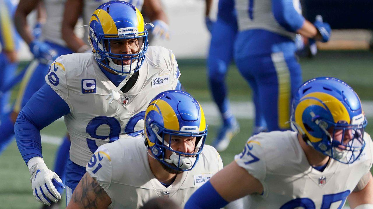 NFC West: Los Angeles Rams - Bildquelle: getty
