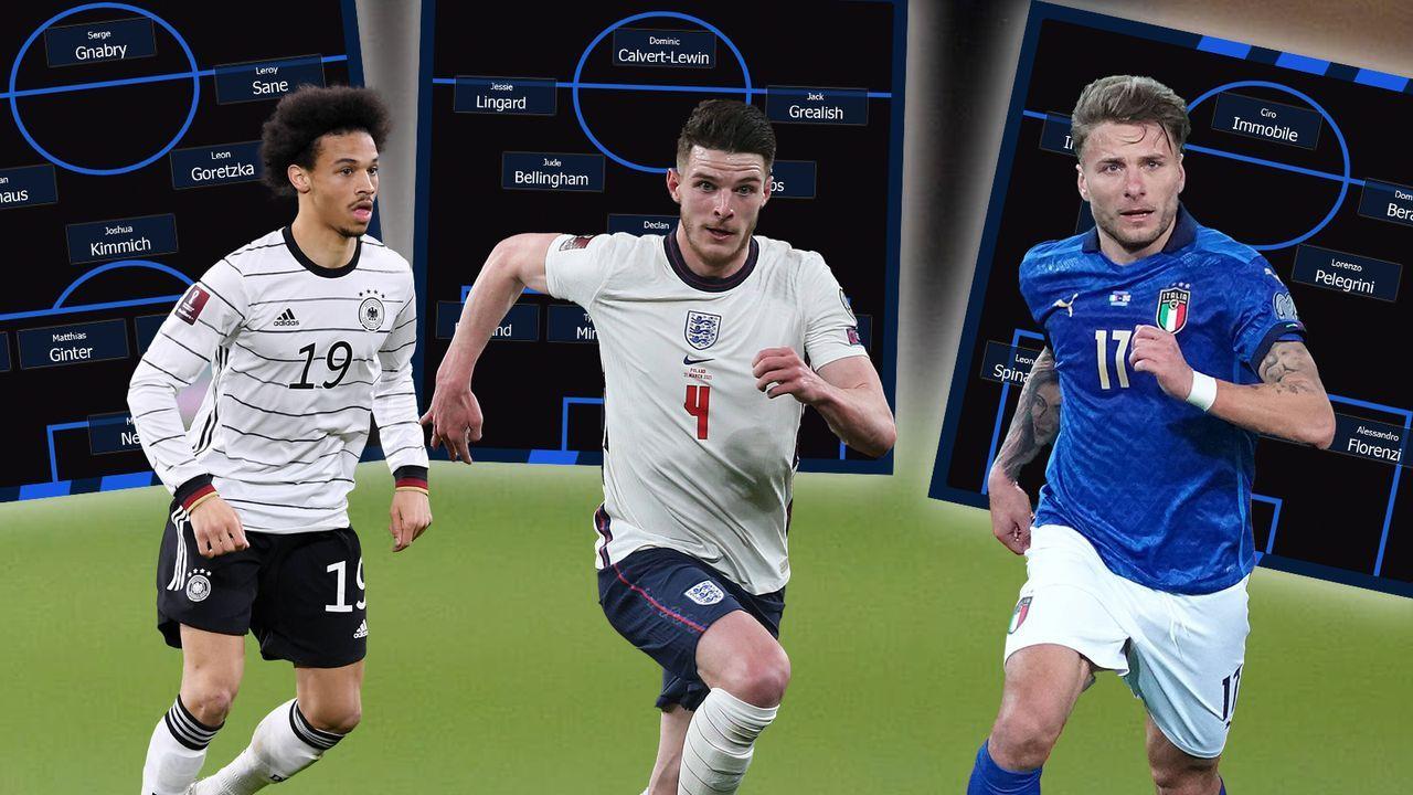 UEFA-Ausschluss? So sähen die EM-Teams ohne Nationalspieler der Super-League-Klubs aus - Bildquelle: Imago Images / ran.de