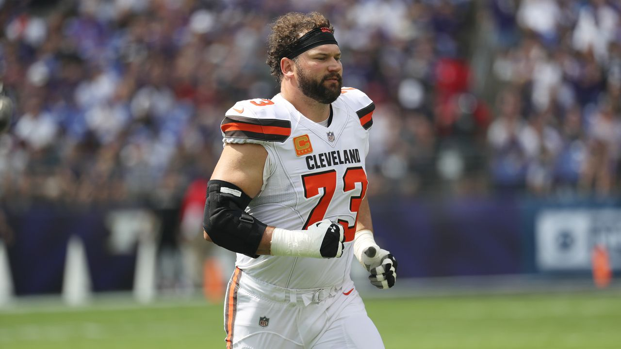 Cleveland Browns: Joe Thomas (LT) - Bildquelle: Getty
