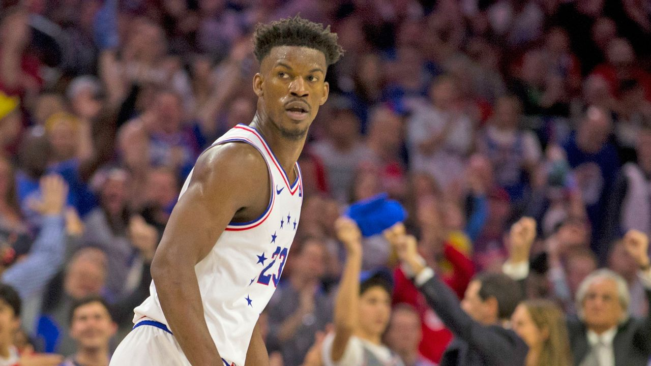 Option 4: Jimmy Butler - Bildquelle: 2019 Getty Images