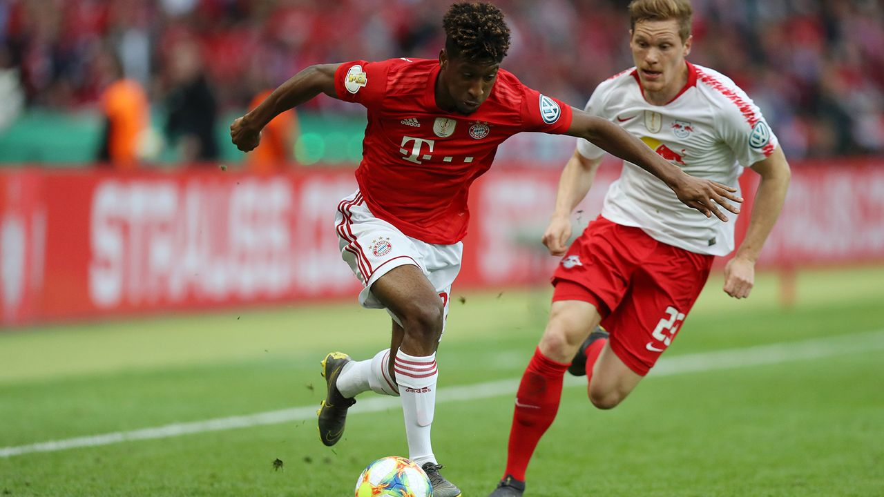 Kingsley Coman (FC Bayern München) - Bildquelle: Getty