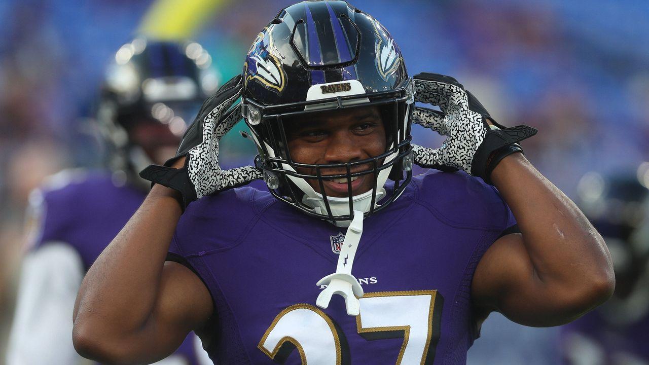 J.K. Dobbins (Baltimore Ravens) - Bildquelle: imago images/ZUMA Wire