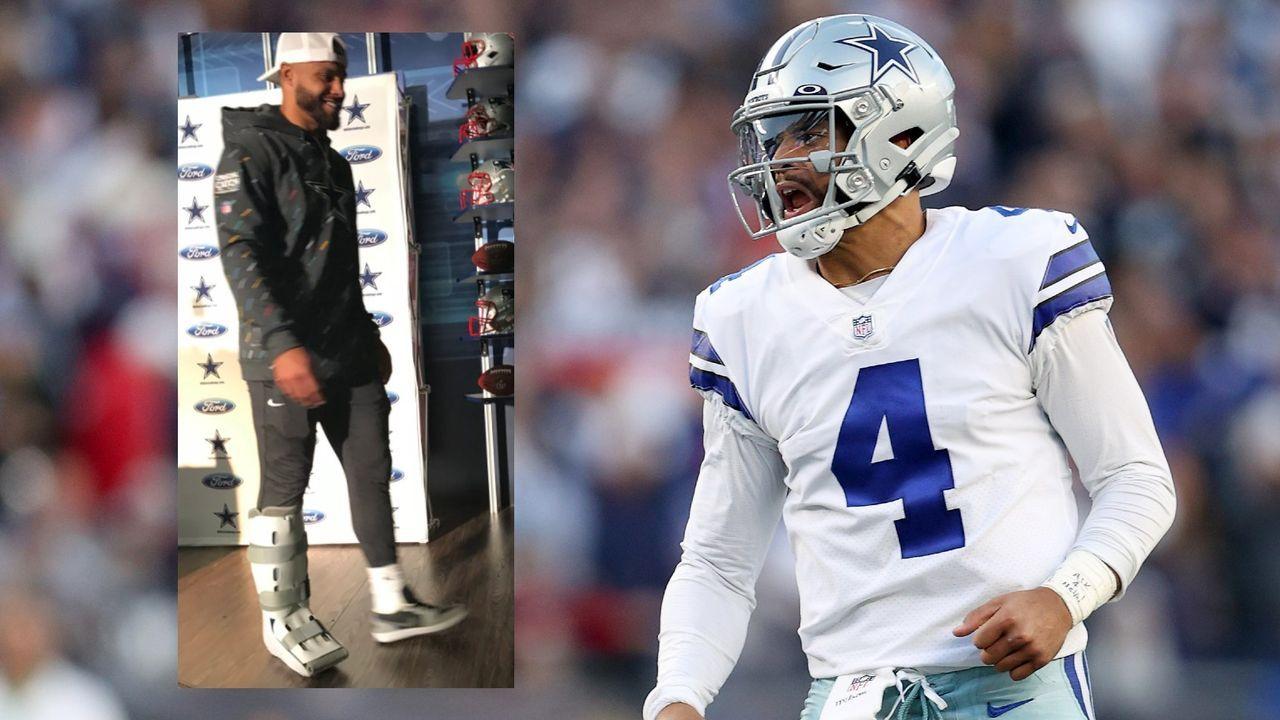 Dak Prescott (Dallas Cowboys)  - Bildquelle: getty