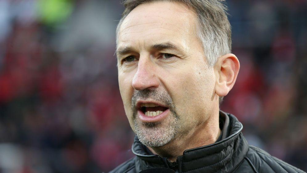 Fühlt sich wohl beim FSV Mainz 05: Achim Beierlorzer - Bildquelle: FIROFIROSID