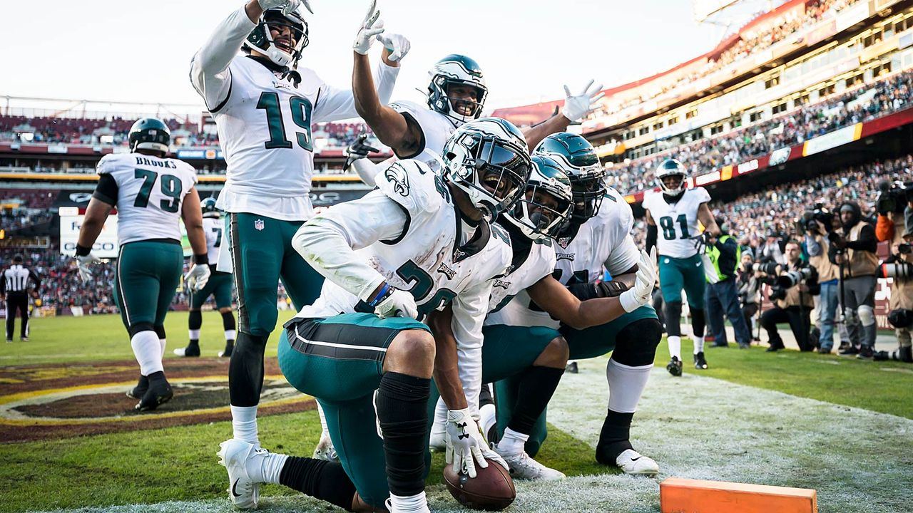 NFC: Philadelphia Eagles (8-7) - Bildquelle: getty