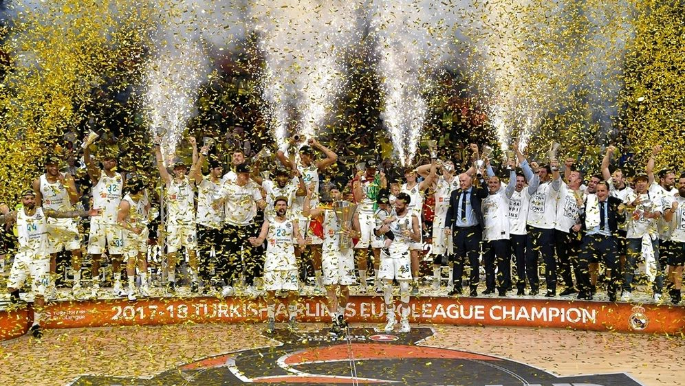 EuroLeague reformiert ihre Teilnahmekriterien - Bildquelle: AFPSIDANDREJ ISAKOVIC