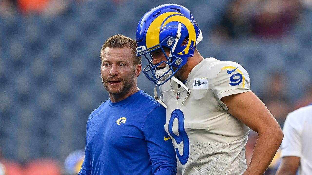 Los Angeles Rams - Kann es Matthew Stafford endlich allen zeigen?  - Bildquelle: 2021 Getty Images