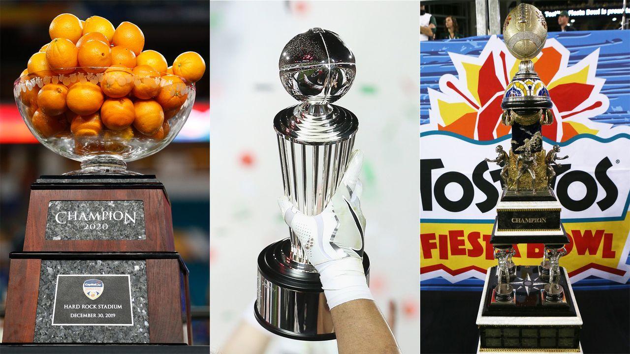 So kamen die Bowl Games zu ihren Namen - Bildquelle: Getty