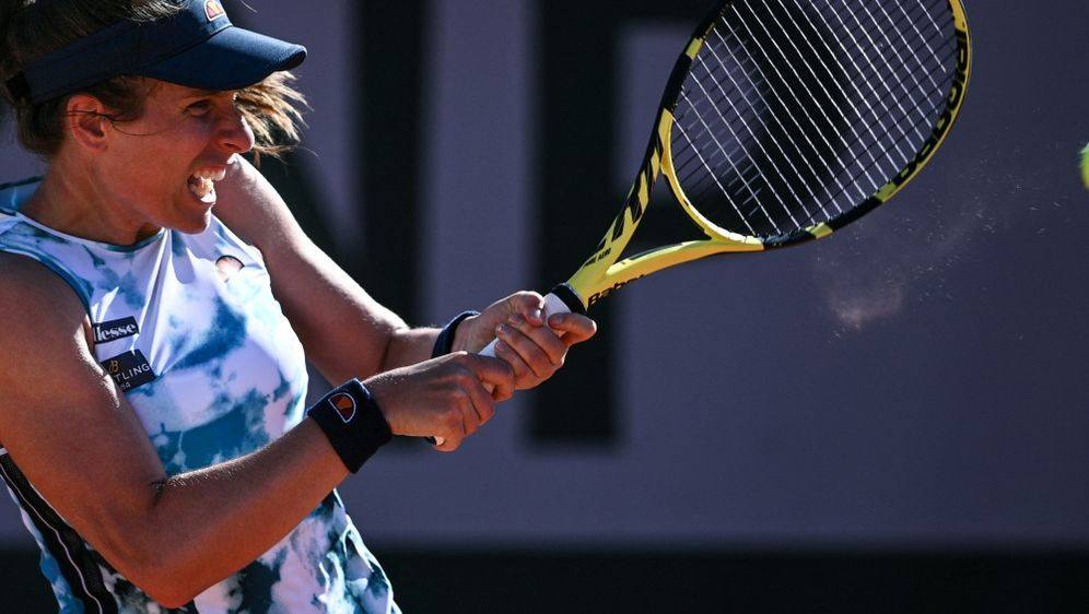 Johanna Konta gewinnt das WTA-Turnier in Nottingham - Bildquelle: AFPSIDANNE-CHRISTINE POUJOULAT