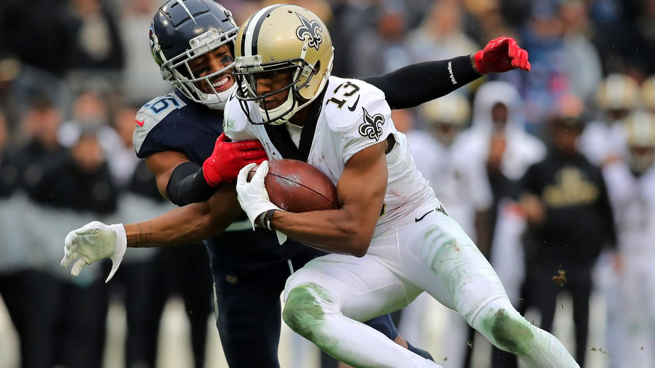16. Spieltag: Michael Thomas holt Receptions-Rekord - Bildquelle: 2019 Getty Images