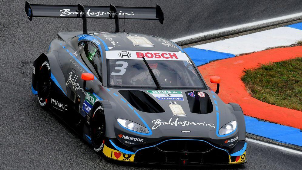 Aston Martin wird 2020 definitiv nicht dabei sein. - Bildquelle: imago images/Pakusch