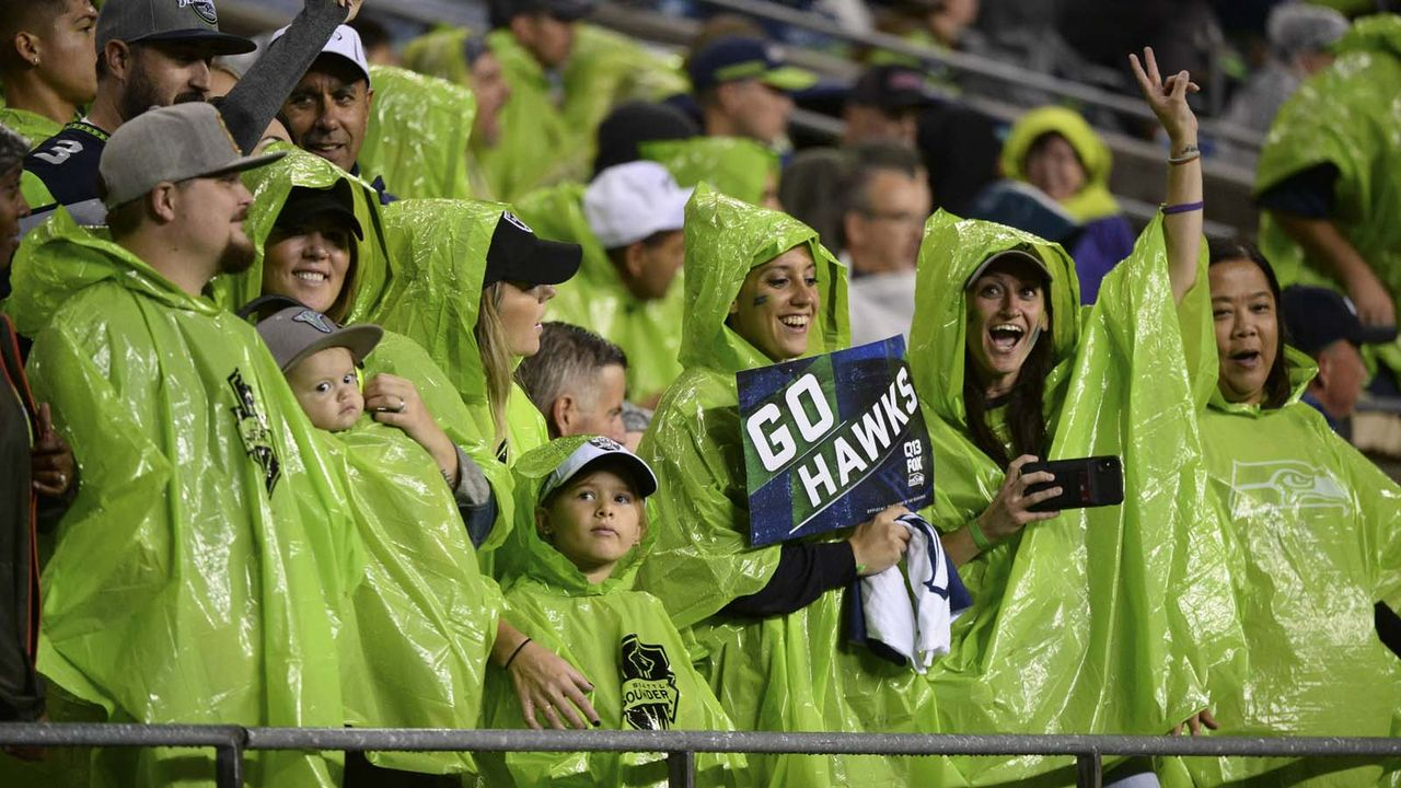 Platz 15: Seattle Seahawks - Bildquelle: imago images / Icon SMI