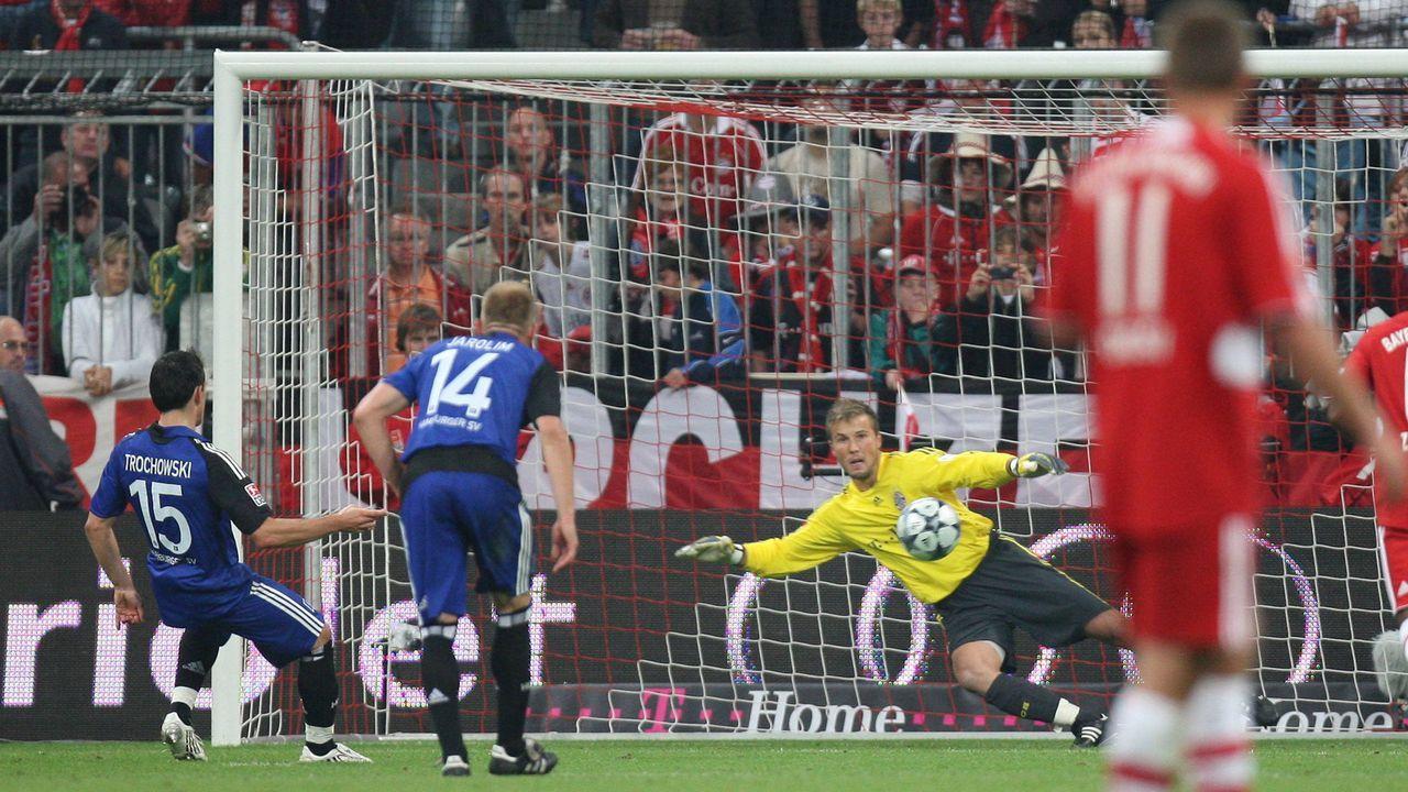 Das letzte Auftaktspiel ohne ein Sieg des FC Bayern - Bildquelle: imago