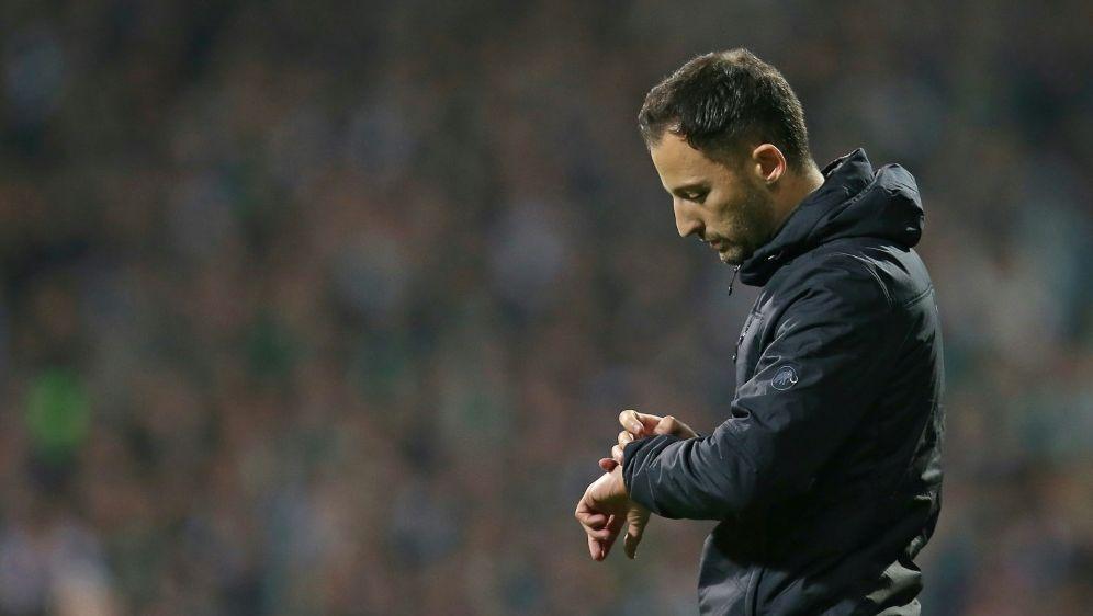 Endgültig: Schalke 04 trennt sich von Trainer Tedesco - Bildquelle: PIXATHLONPIXATHLONSID