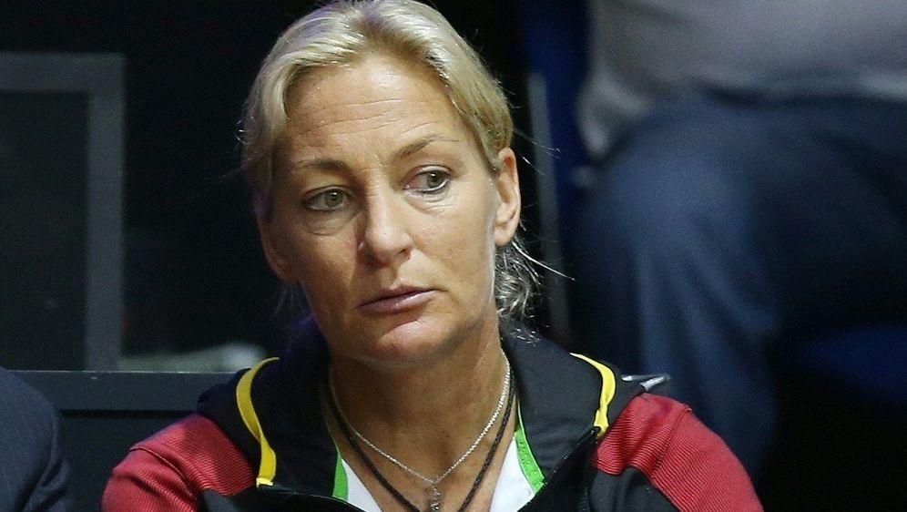 Barbara Rittner kritisiert die Adria-Tour - Bildquelle: PIXATHLONPIXATHLONSID