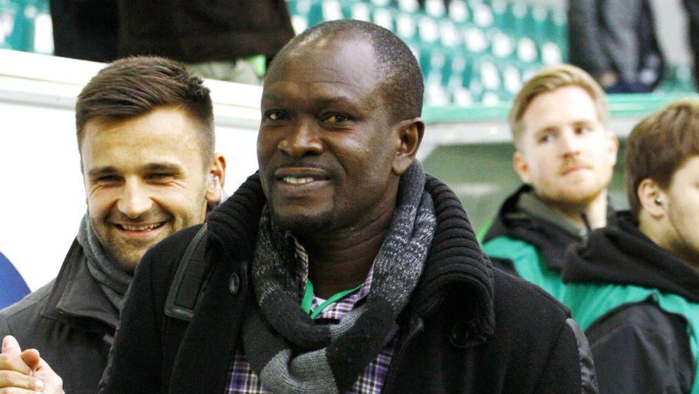 Spielte früher in der Bundesliga: Charles Akonnor - Bildquelle: imago