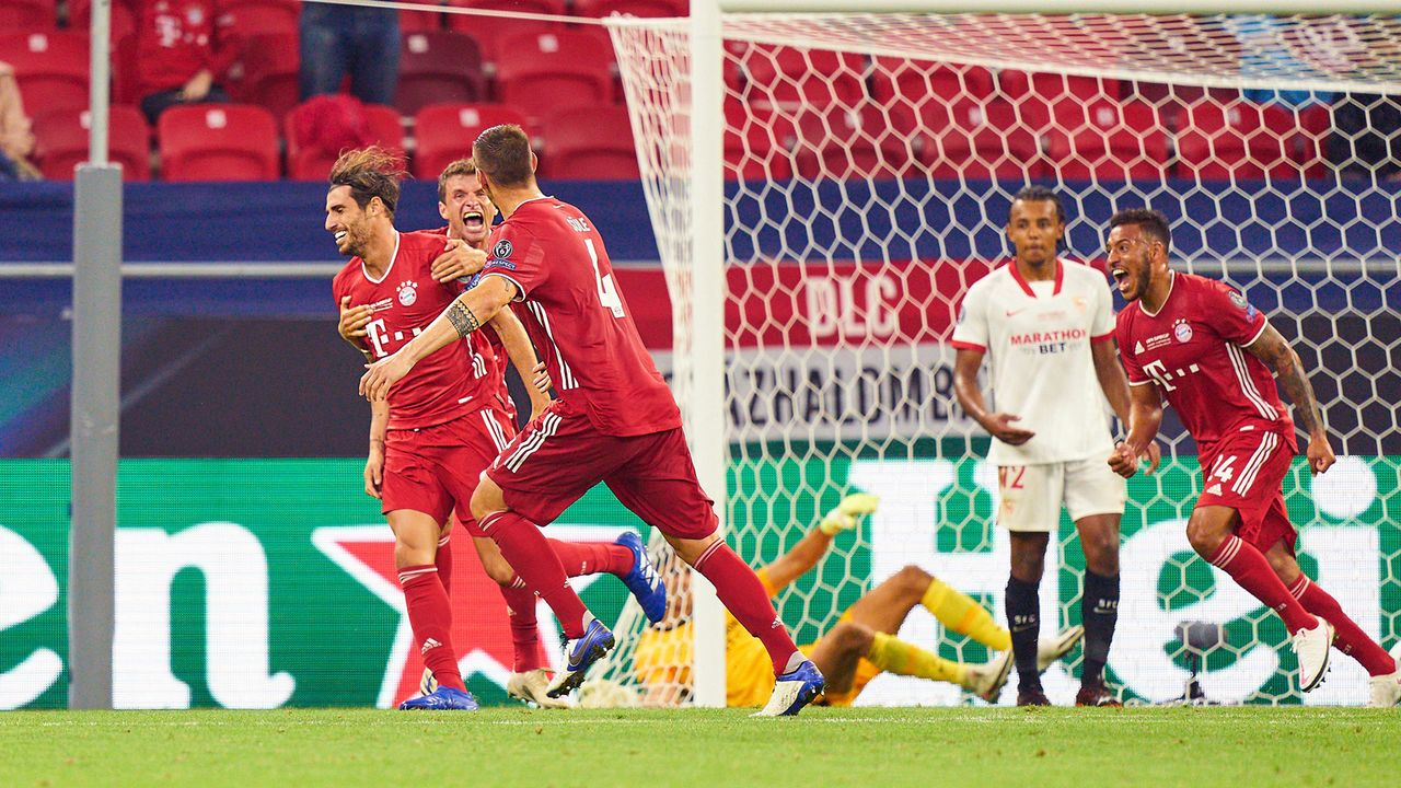 Nächster Titel: Martinez sorgt für Triumph im UEFA Supercup - Bildquelle: imago images/ActionPictures