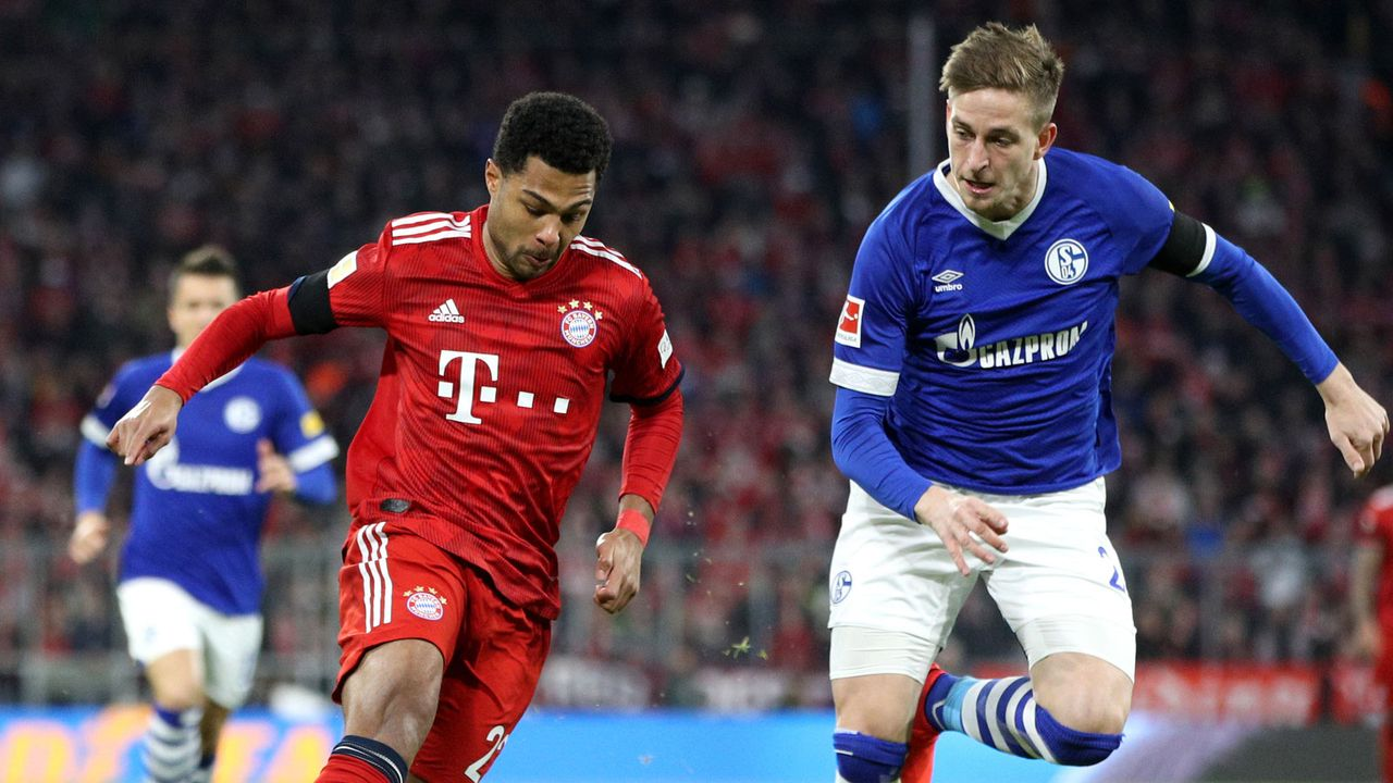 Serge Gnabry - Bildquelle: 2019 Getty
