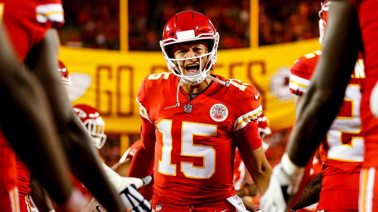 Kansas City Chiefs  - Bildquelle: 2018 Getty Images