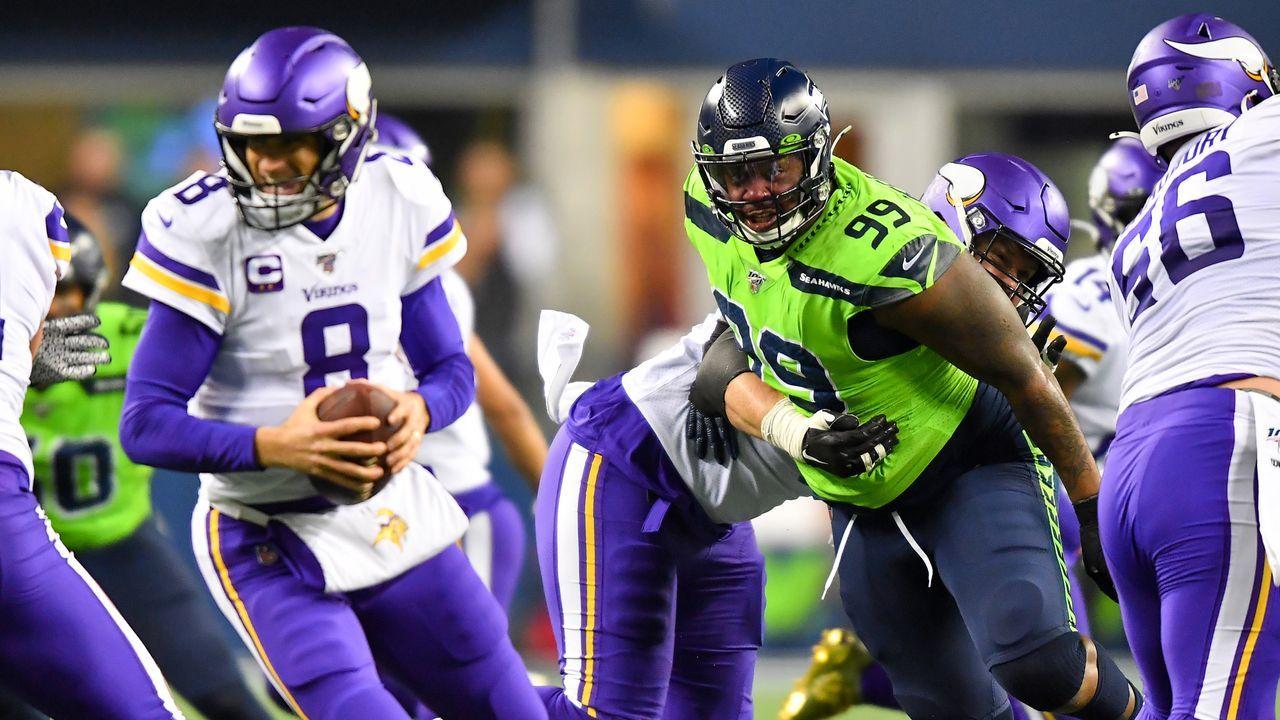 5. Spieltag: Minnesota Vikings @ Seattle Seahawks - Bildquelle: 2019 Getty Images