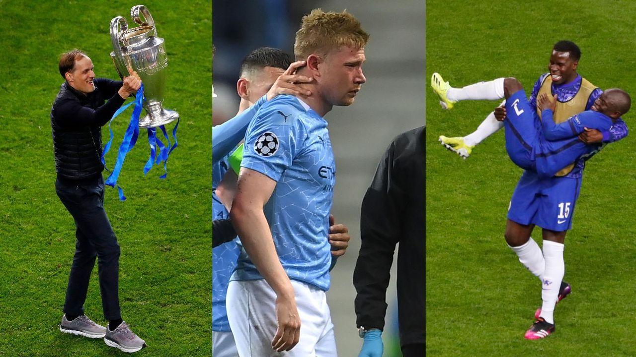Tuchel, De Bruyne und Co.: Die Gewinner und Verlierer im Champions League Finale - Bildquelle: getty