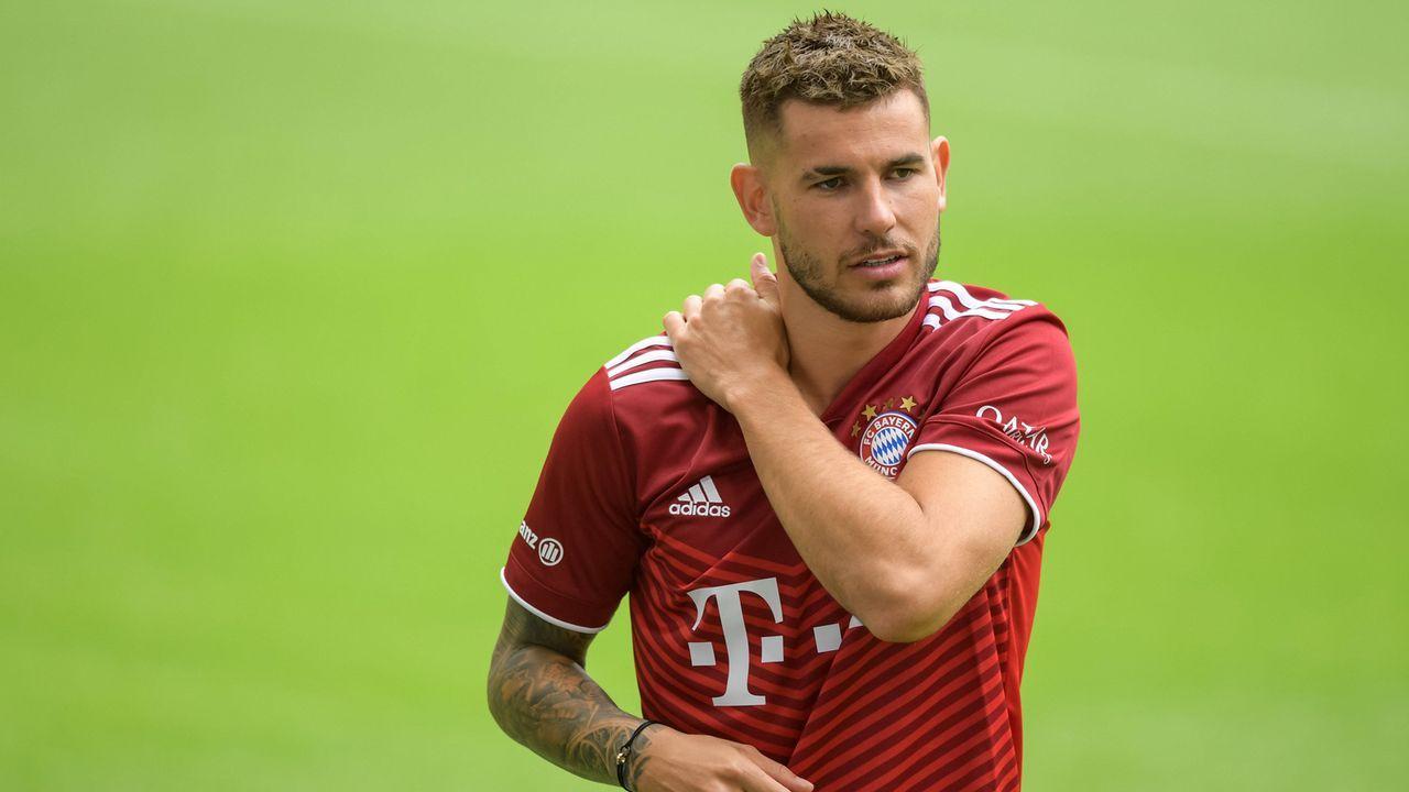Lucas Hernandez (FC Bayern München) - Bildquelle: Imago