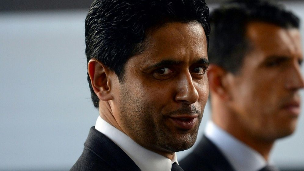 Al-Khelaifi ist Chef des Fernsehsenders BeIN Sports - Bildquelle: AFPSIDJEAN-FRANCOIS MONIER