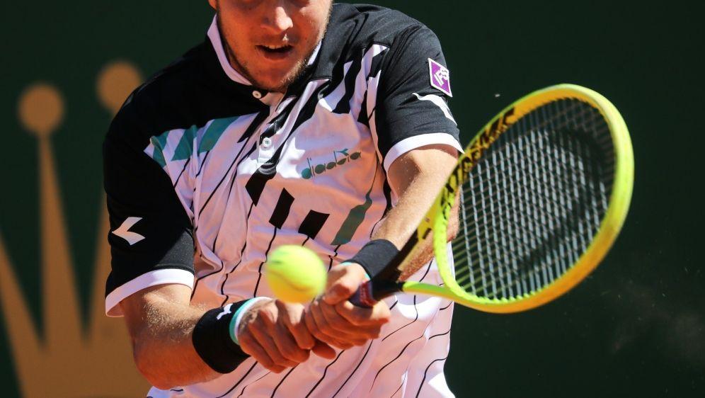 Struff scheitert im Viertelfinale an Nadal - Bildquelle: AFPSIDVALERY HACHE