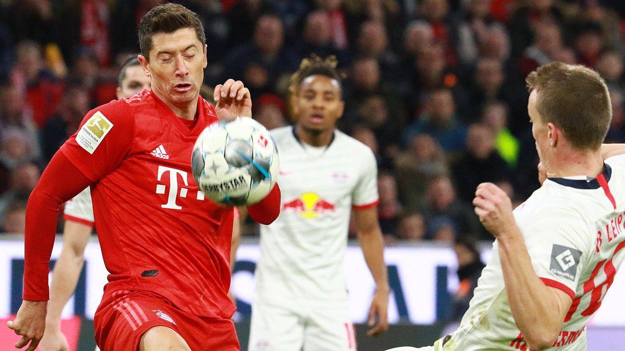 Robert Lewandowski (Bayern München) - Bildquelle: imago