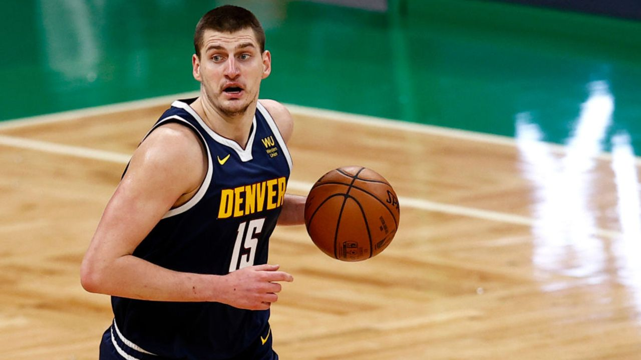 Nikola Jokic (Denver Nuggets/Starter) - Bildquelle: Getty