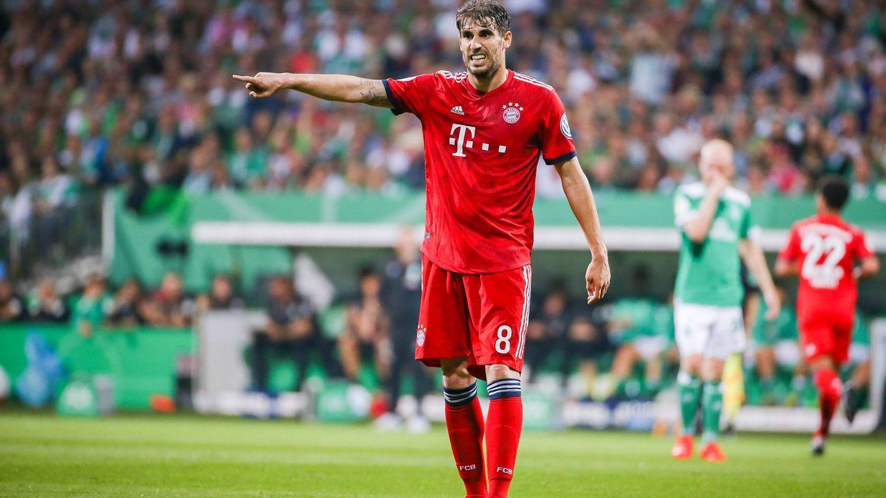 Javi Martinez (Bayern München)