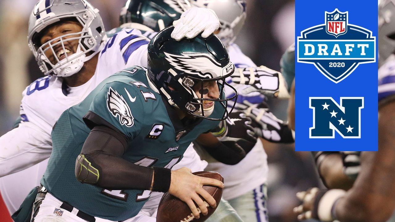 NFL Draft 2020: Die Needs der Teams aus der NFC East  - Bildquelle: imago images/Icon SMI